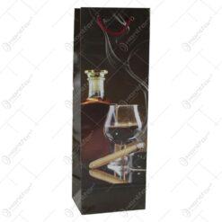 Punga cadou pentru bautura 12x36 - Design tigara