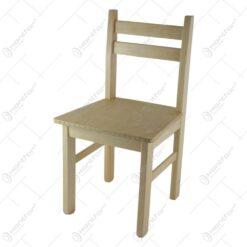 Scaun pentru copii din lemn