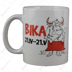 Cana Funny Mug cu zodie - Bika