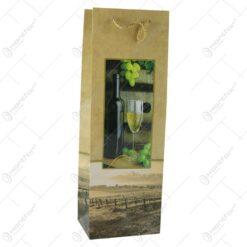 Punga cadou pentru bautura 12x36 - Design peisaj