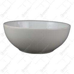 Bol din ceramica alba 14 CM