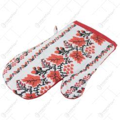 Manusa de bucatarie din textil
