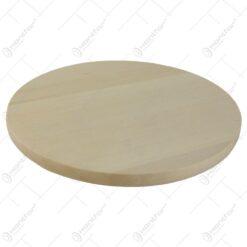 Platou rotativ din lemn 30 CM