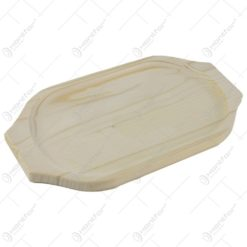 Platou din lemn 34 x20 CM