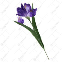 Floare artificiala - Iris 60 CM