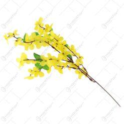 Floare artificiala - Salcam galben 50 CM