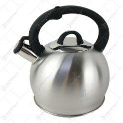 Ceainic din otel inoxidabil cu fluier