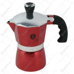 Espressor cafea pentru 2 persoane - Burgundy