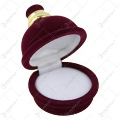 Cutie bijuterii din catifea 7 CM