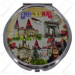Oglinda de buzunar 6 CM - Design Romania