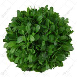 Planta artificiala Buxus rotund 24 CM