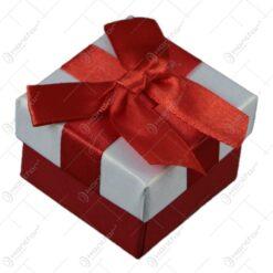 Cutie pentru bijuterii cu fundita mare 5 CM - se vinde 24 buc/bax