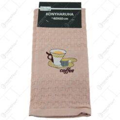 Prosop de bucatarie din bumbac Coffee 40x60 CM