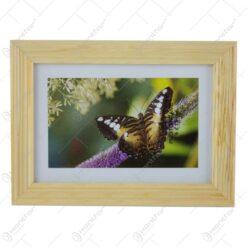 Rama foto din lemn pentru poze 9x13 CM