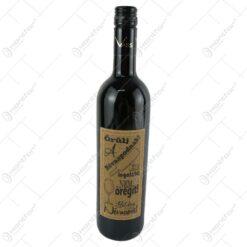 """Vin rosu 0.75 ml cu eticheta din pluta """"Orulj a nevnapodnak"""""""