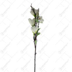 Creanga de magnolie Roz/Alb 95 CM