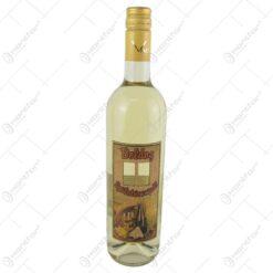 """Vin alb 0.75 ml cu eticheta din pluta """"Boldog szuletesnapot"""" - Fereastra"""
