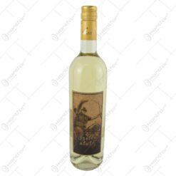 "Vin alb 0.75 ml cu eticheta din pluta ""Szeles utat"""