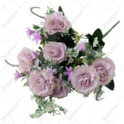 Buchet artificial cu flori de clopotei 35 CM