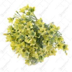 Buchet de flori artificial mini 14 CM