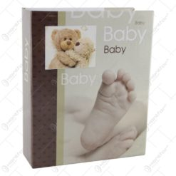 "Album foto 200 poze 10x15 CM ""Hello baby/Little star"""