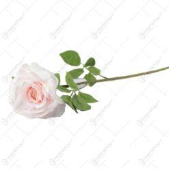 Floare artificiala - Trandafir Style 80 CM