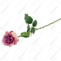 Floare artificiala - Trandafir Ingrid 60 CM