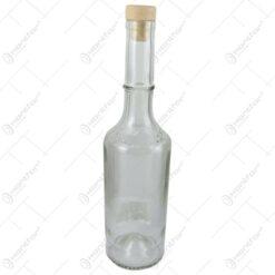 Sticla cu dop 0.5 L Palinca