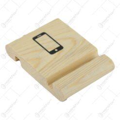 Suport din lemn pentru telefoane mobile 11 CM