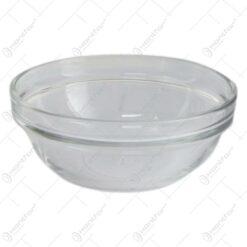Set 6 boluri din sticla Chef 10 CM