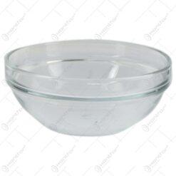 Set 6 boluri din sticla Chef 12 CM