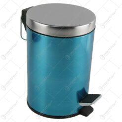 Cos de gunoi realizat din inox cu pedala 3 L