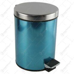 Cos de gunoi realizat din inox cu pedala 5 L