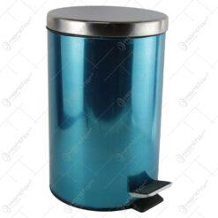 Cos de gunoi realizat din inox cu pedala 12 L