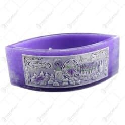 Lumanare tip lampion - Design Lavender Boutique 30x10 CM