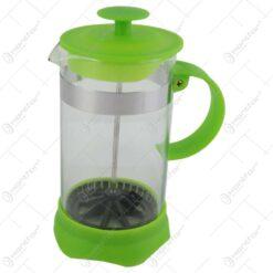 Presa Cafea/Ceai din sticla 15 CM