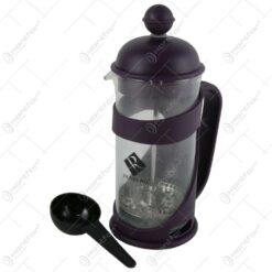 Presa Cafea/Ceai din sticla Renberg 19 CM