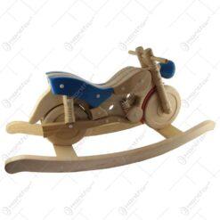Balansoar Motocicleta din lemn 95x42 CM