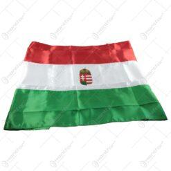 Steag mare al Ungariei cu stema 110x65 CM