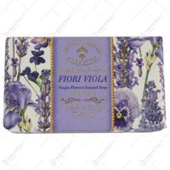 Sapun Armonia Fiori Viola 250 gr - Purple flowers