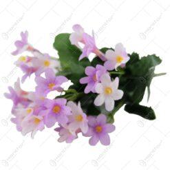 Buchet artificial cu flori de stea 24 CM