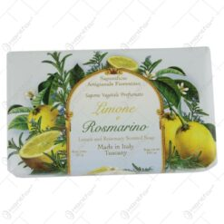 Sapun Limone & Rosmarino 250 gr - Lamaie & Rozmarin