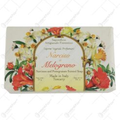 Sapun Narcis & Melograno 250 gr - Narcisa & Rodie