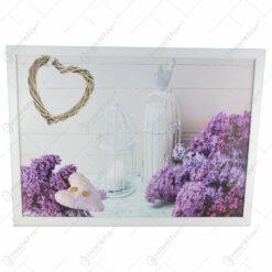 vintage/floral 74x54 CM