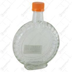 Sticla decorativa tip plosca 0
