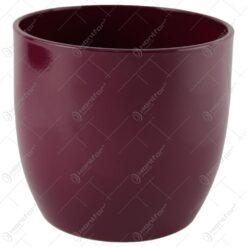 Ghiveci din ceramica Basel Fashion Pink