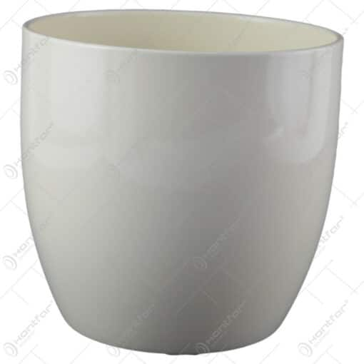 Ghiveci din ceramica Basel Full Cream