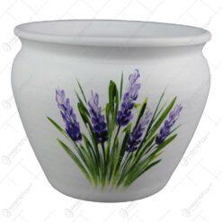 Ghiveci din ceramica Lavanda 11 CM