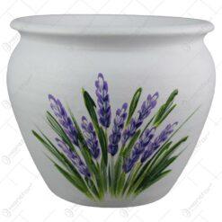 Ghiveci din ceramica Lavanda 13 CM