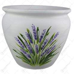 Ghiveci din ceramica Lavanda 17 CM